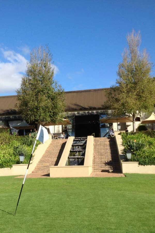Ernie Els Wines - terras wine estate