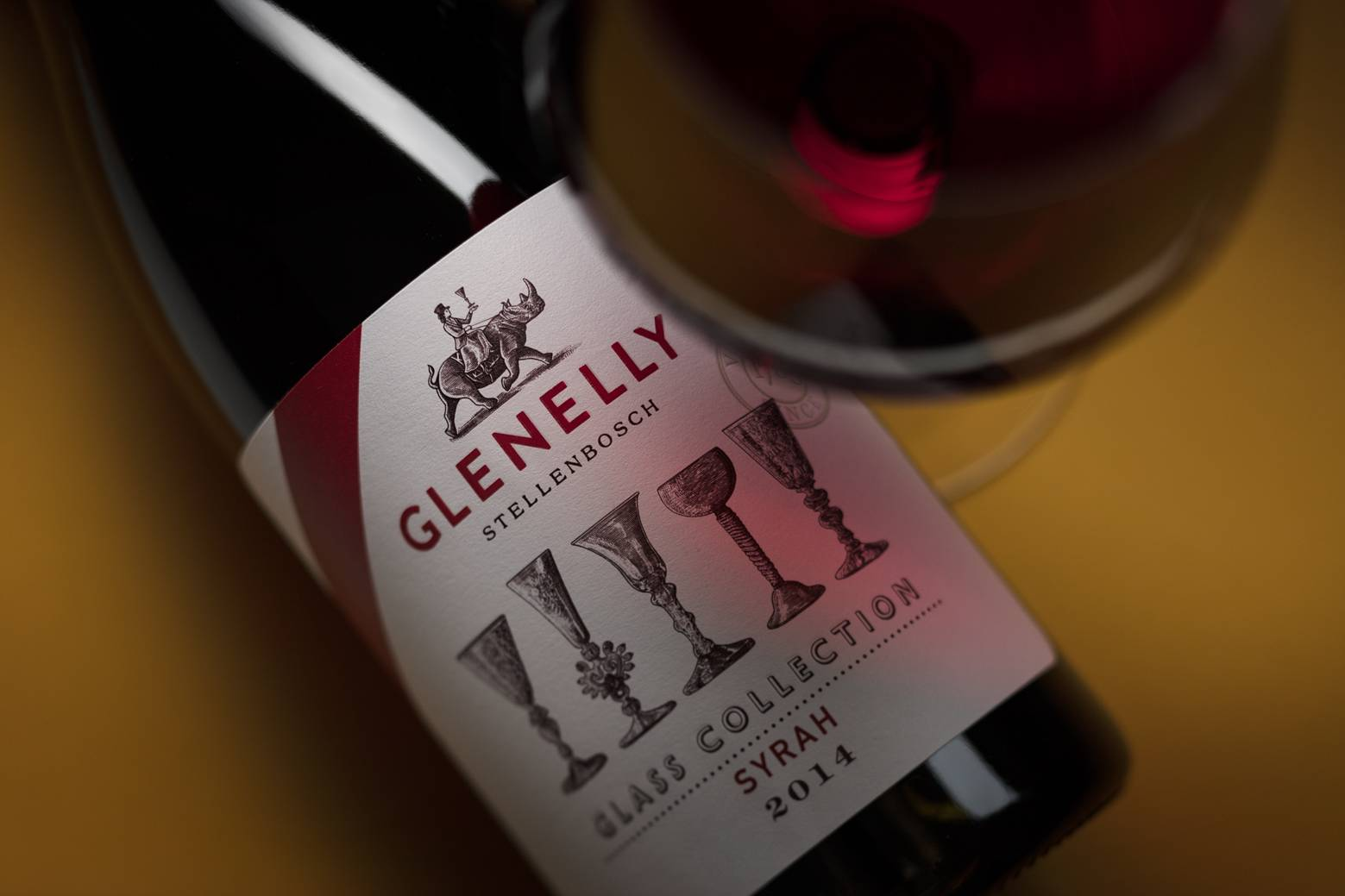 Glenelly GC Syrah 2014