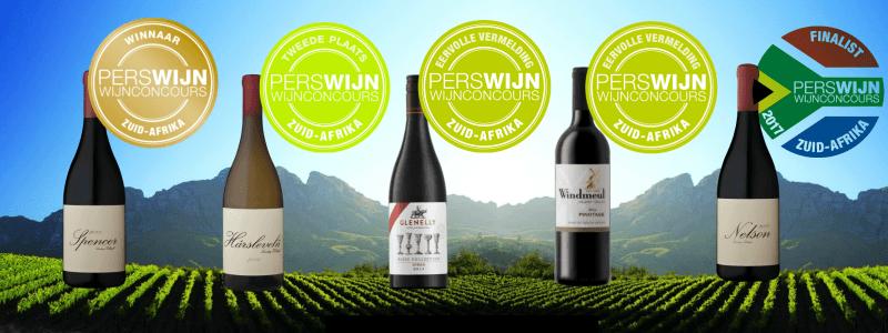 Winnaars Perswijn Kaaps Wijnhuis