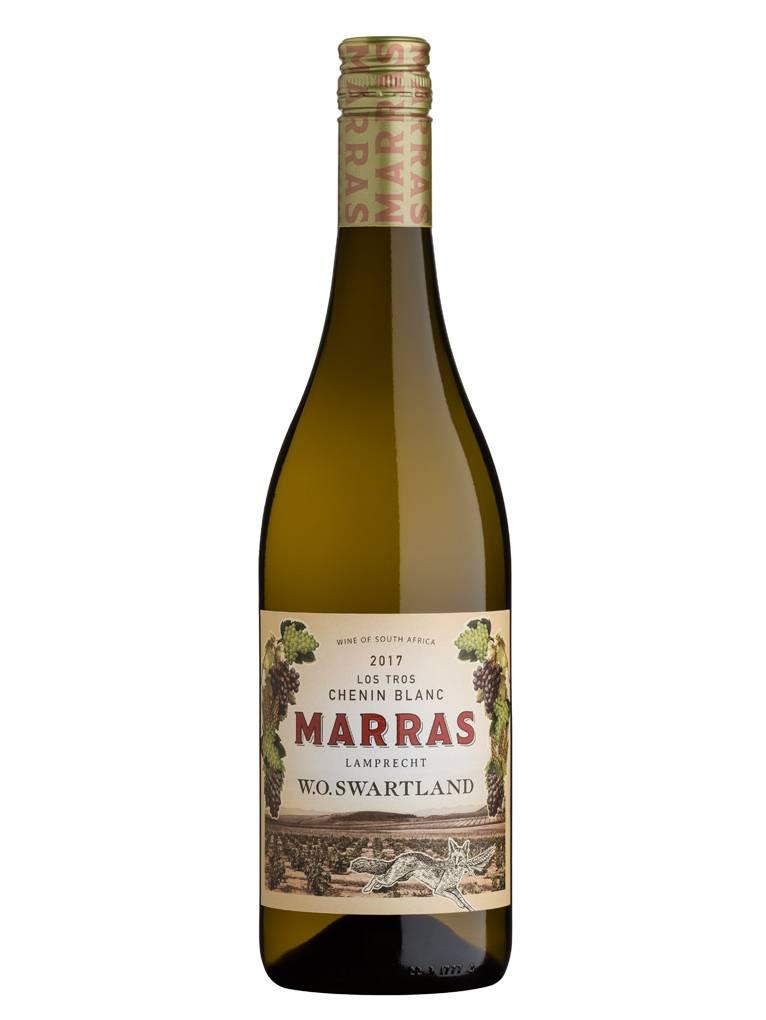 Marras Swartland Chenin Blanc - Los Tros