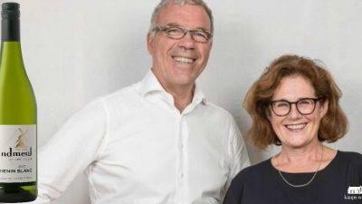 Meneer en mevrouw Hamersma over Chenin Blanc van Windmeul
