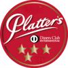 Logo Platter rood 4 st 250x250