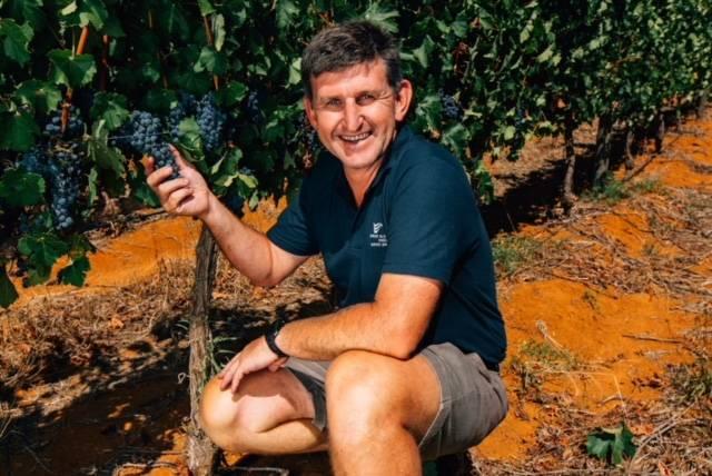 Ernie Els Wines wijnmaker Louis Strydom