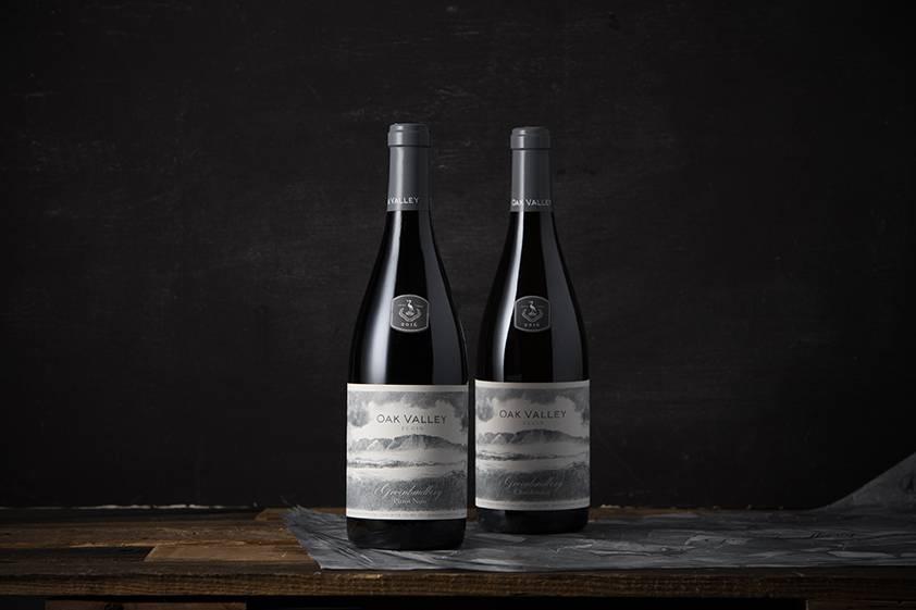 Oak Valley Groenlandberg Chardonnay en Pinot Noir