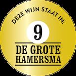 De Grote Hamersma - Marras Grenache 9 - sterrenwijn