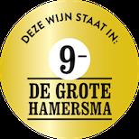 De Grote Hamersma met 9- voor Lemberg Nelson Syrah