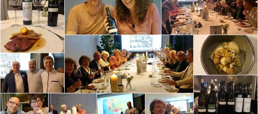 Windmeul Wijnmakersdiner De Wilmersberg