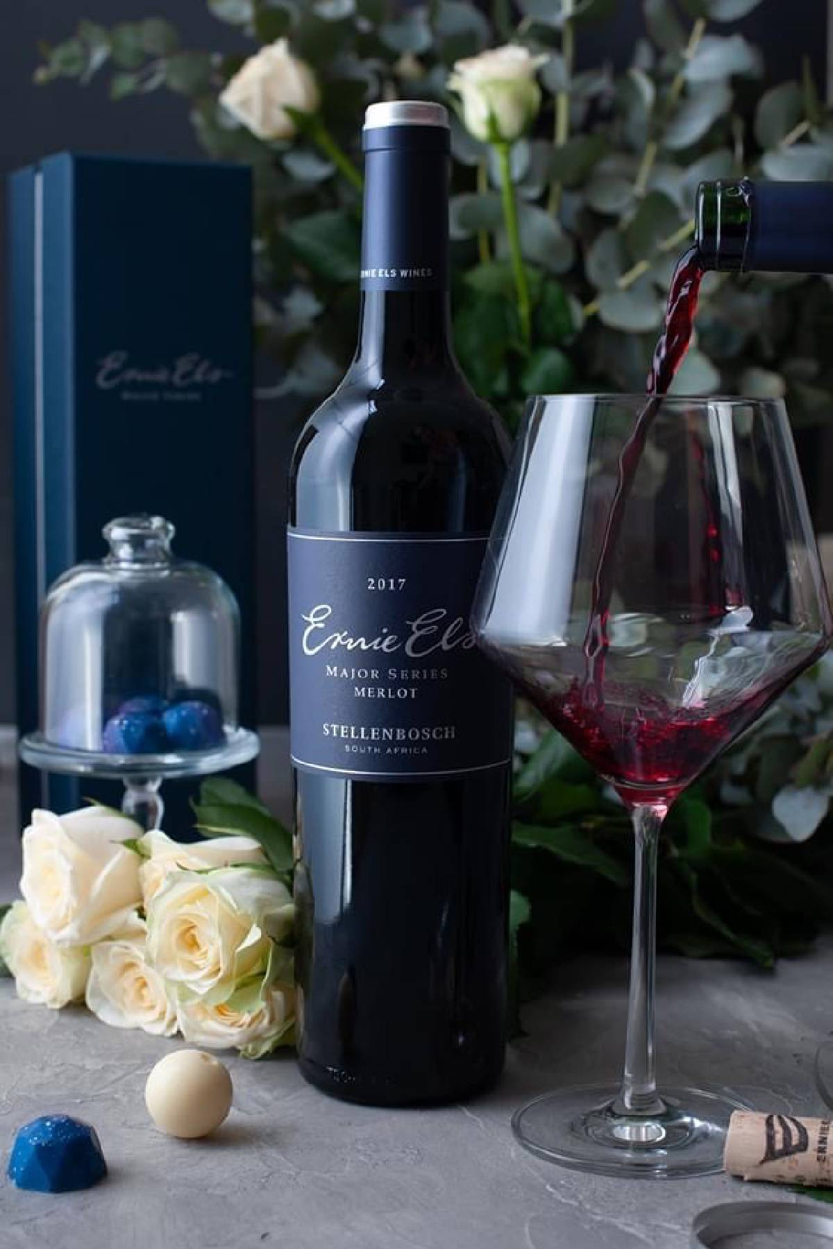 Ernie Els Cabernet Sauvignon Major Series