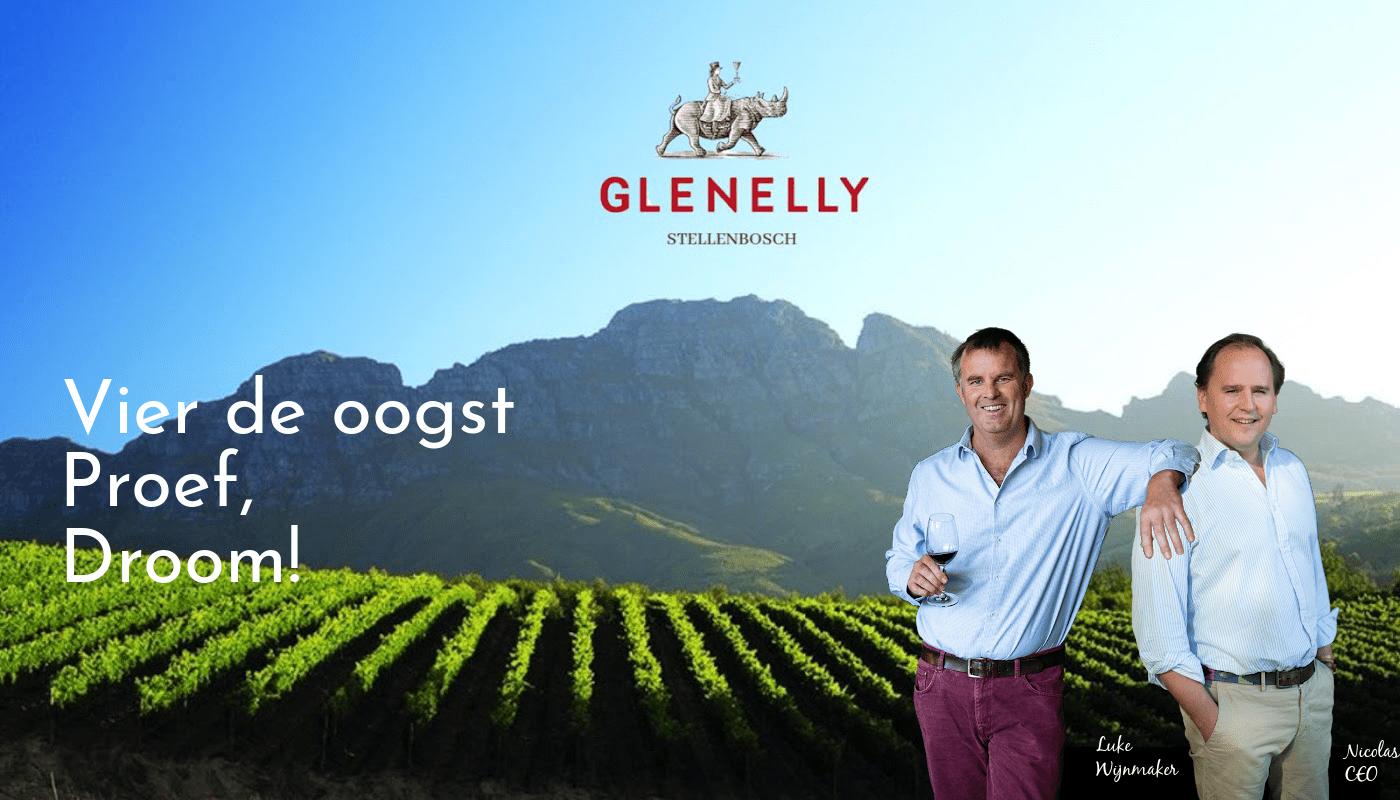 Online wijnproeverij Glenelly op 13 februari