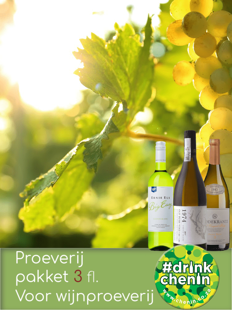 Proeverijpakket Chenin Blanc product 3 fl.